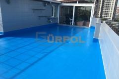 bağcılar çatı teras polyurea su yalıtımı