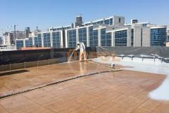 maltepe adliyesi ek binası polyurea su yalıtımı