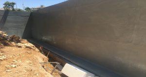 polyurea perde beton su yalıtımı