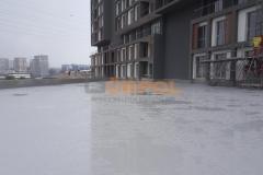 sprey polyurea zemin su yalıtımı