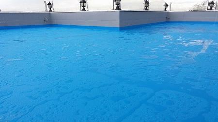 sprey polyurea teras yalıtımı